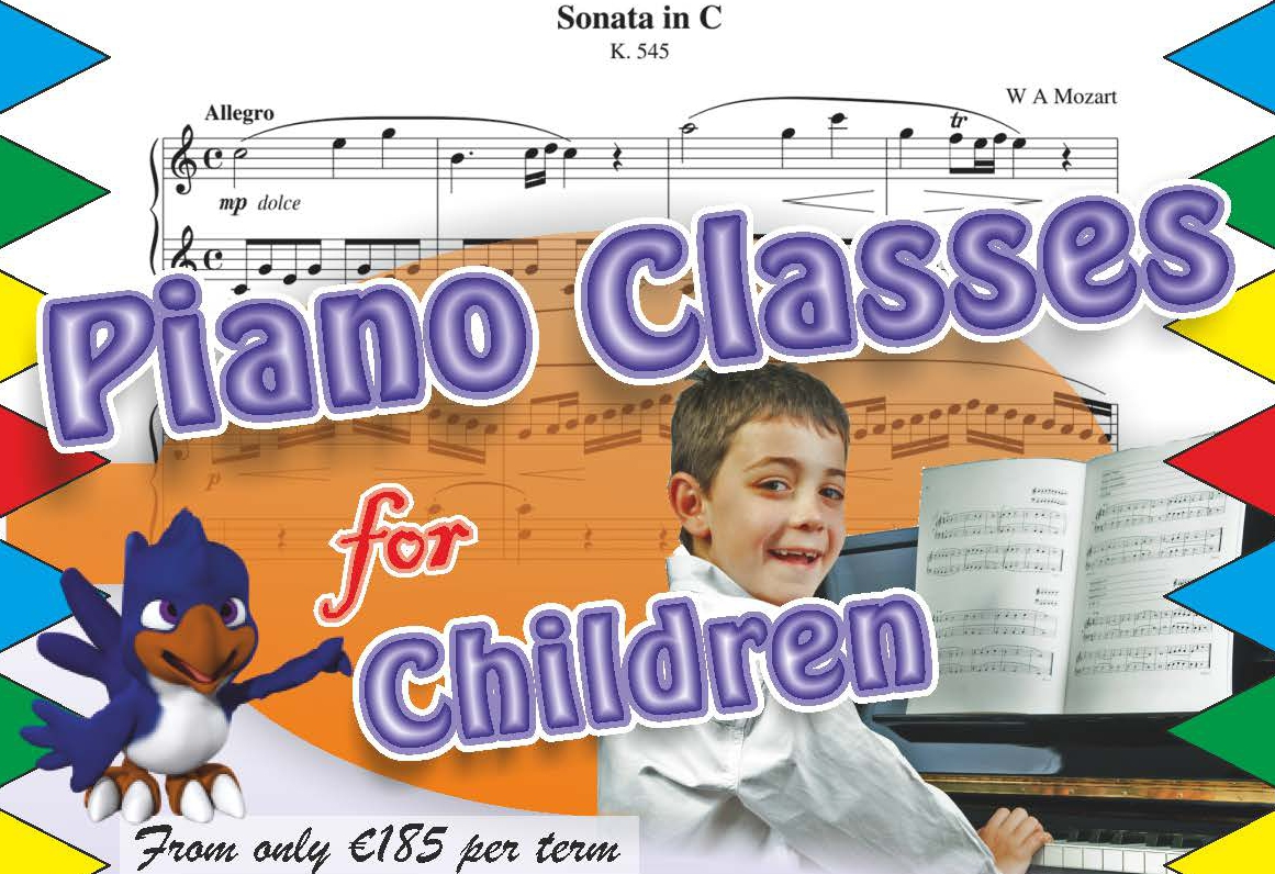 Piano Classes for Children | Learn more here